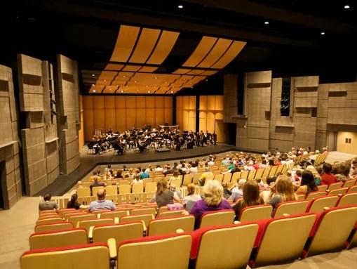 Mesa Community College unveils Performing Arts Center