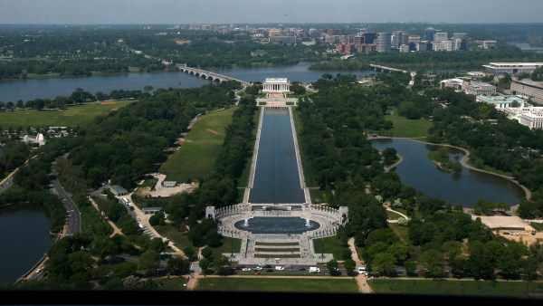 Thousands Of Christians Gather National Mall