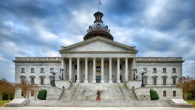 Image result for sc state house