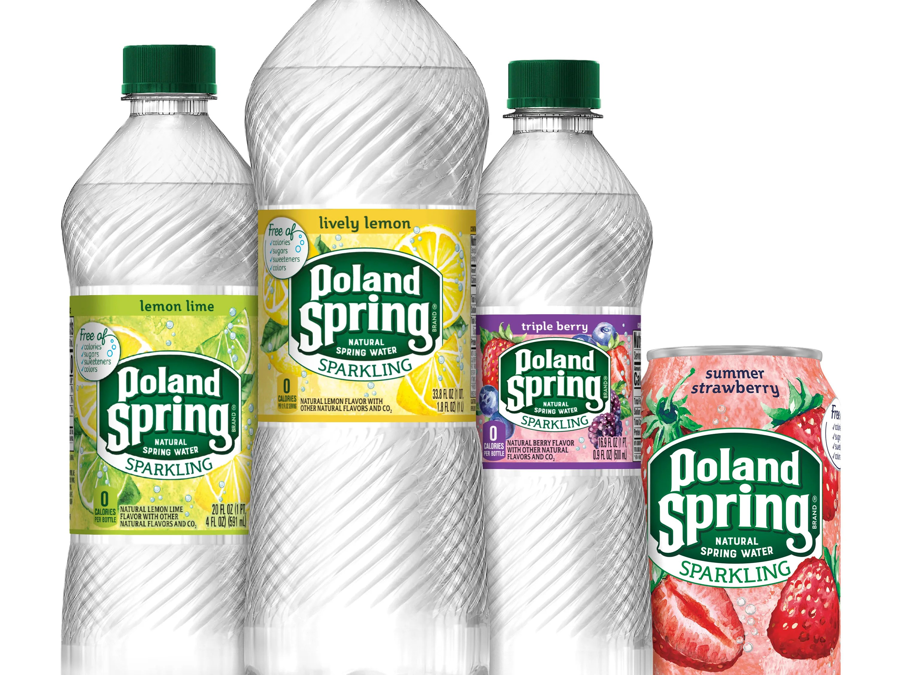 flavored sparkling water sales