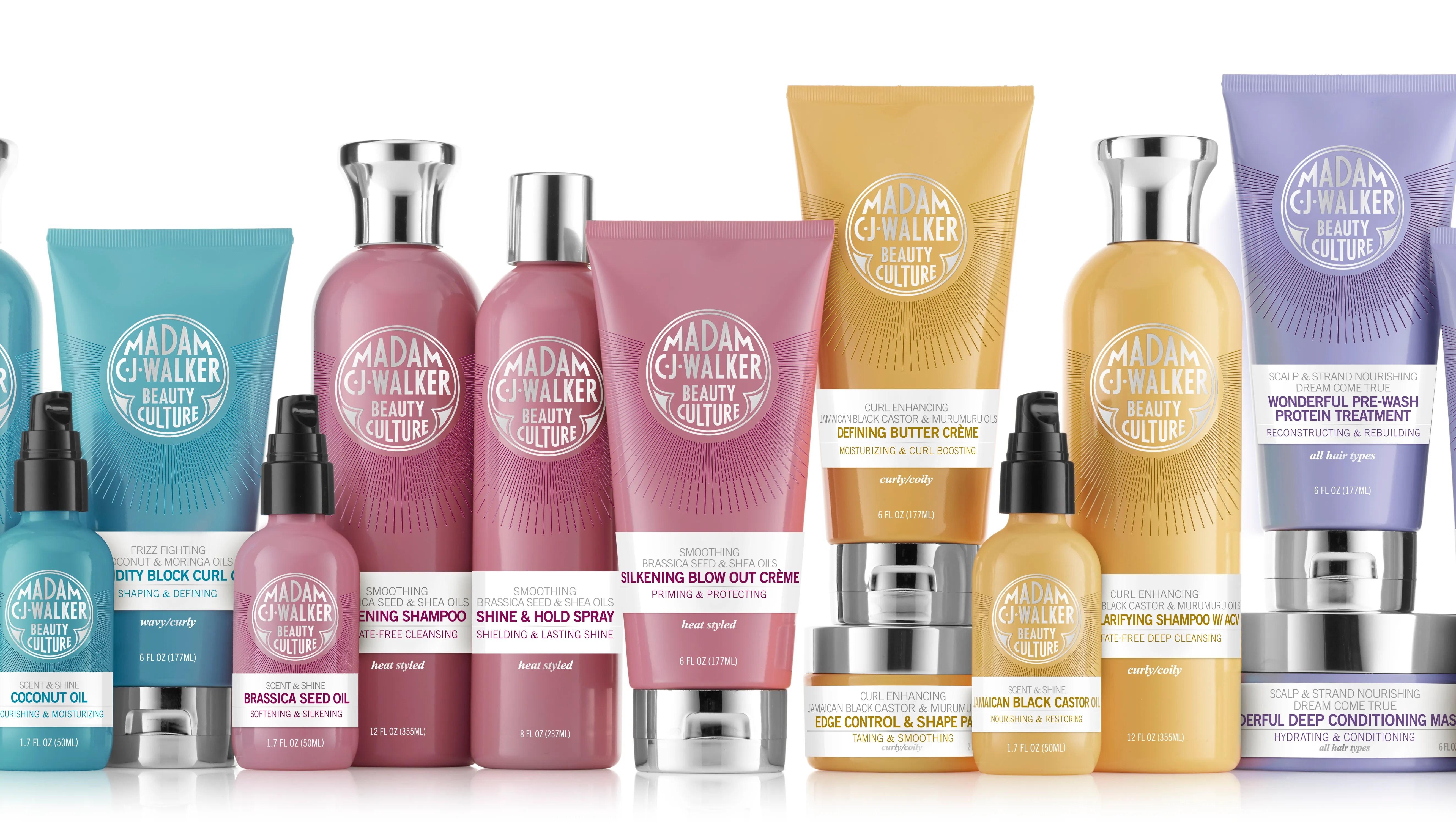 J D Beauty Products