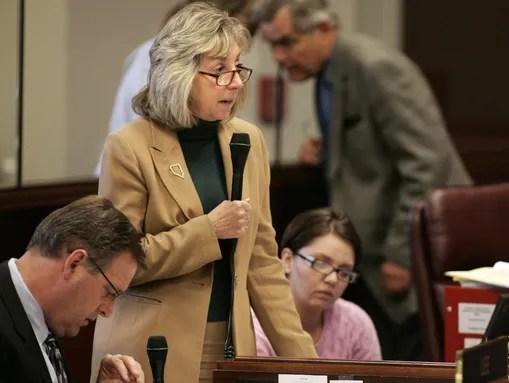 Nevada Senate Minority Leader Dina TItus, D-Las Vegas,