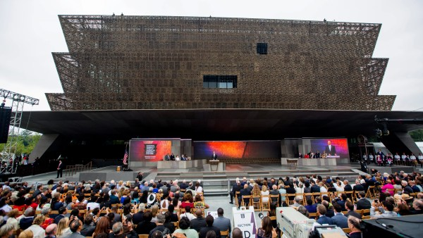 African-american Museum Opens In