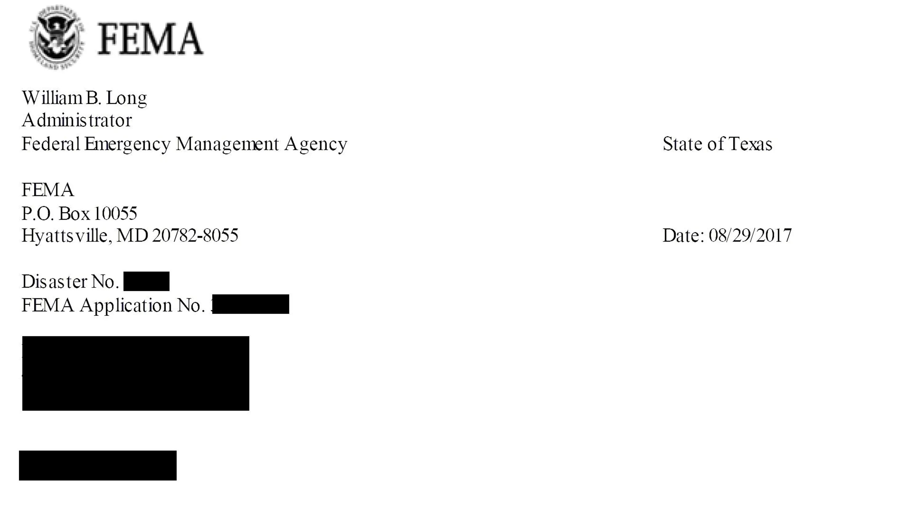 Denied by FEMA? Let's break down the application process