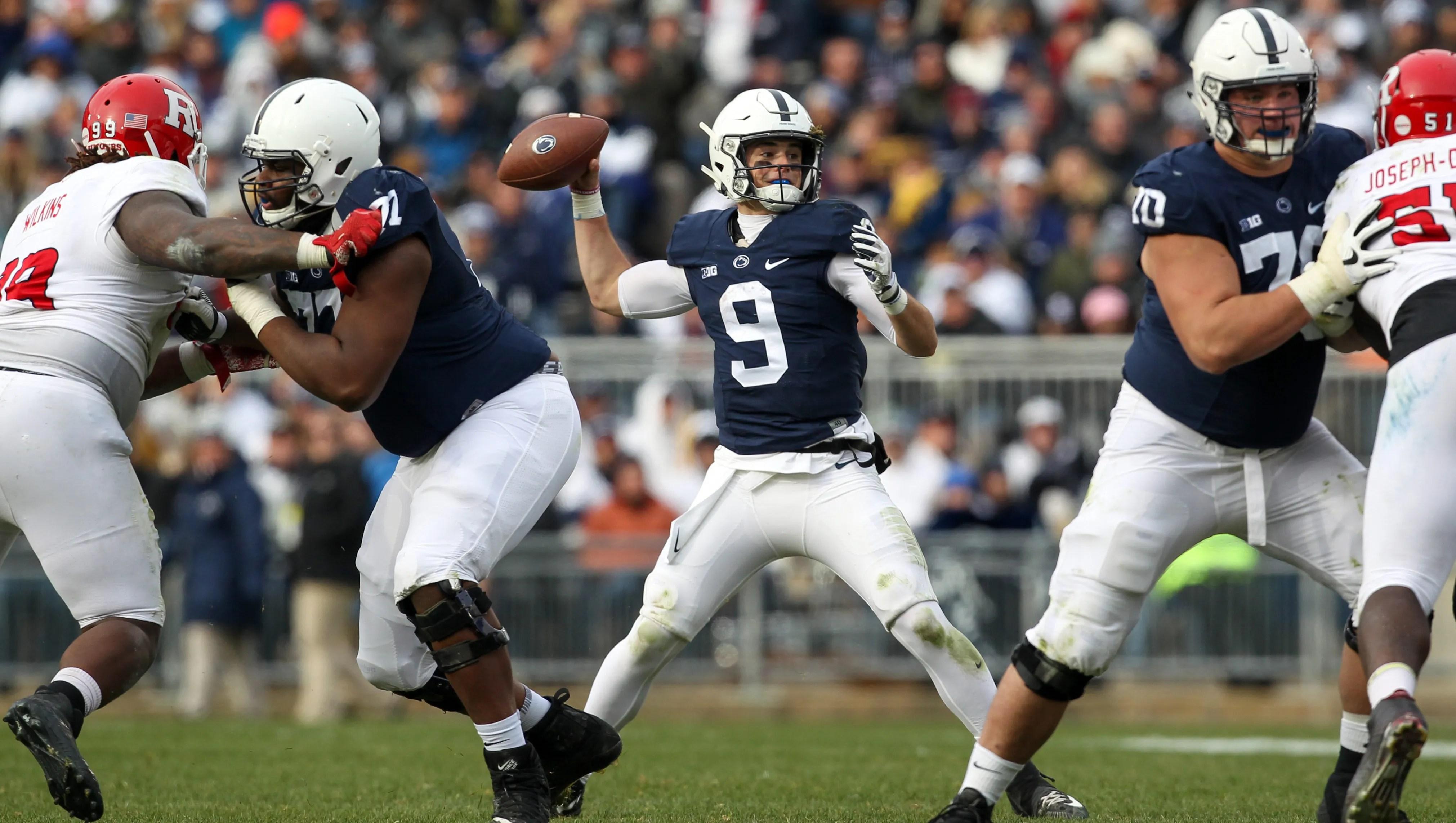 College Football S 10 Best Quarterbacks For 2018