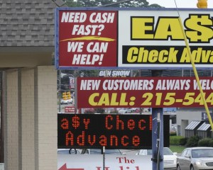 Alabamians Taking Out 14m A Week In Payday Loans