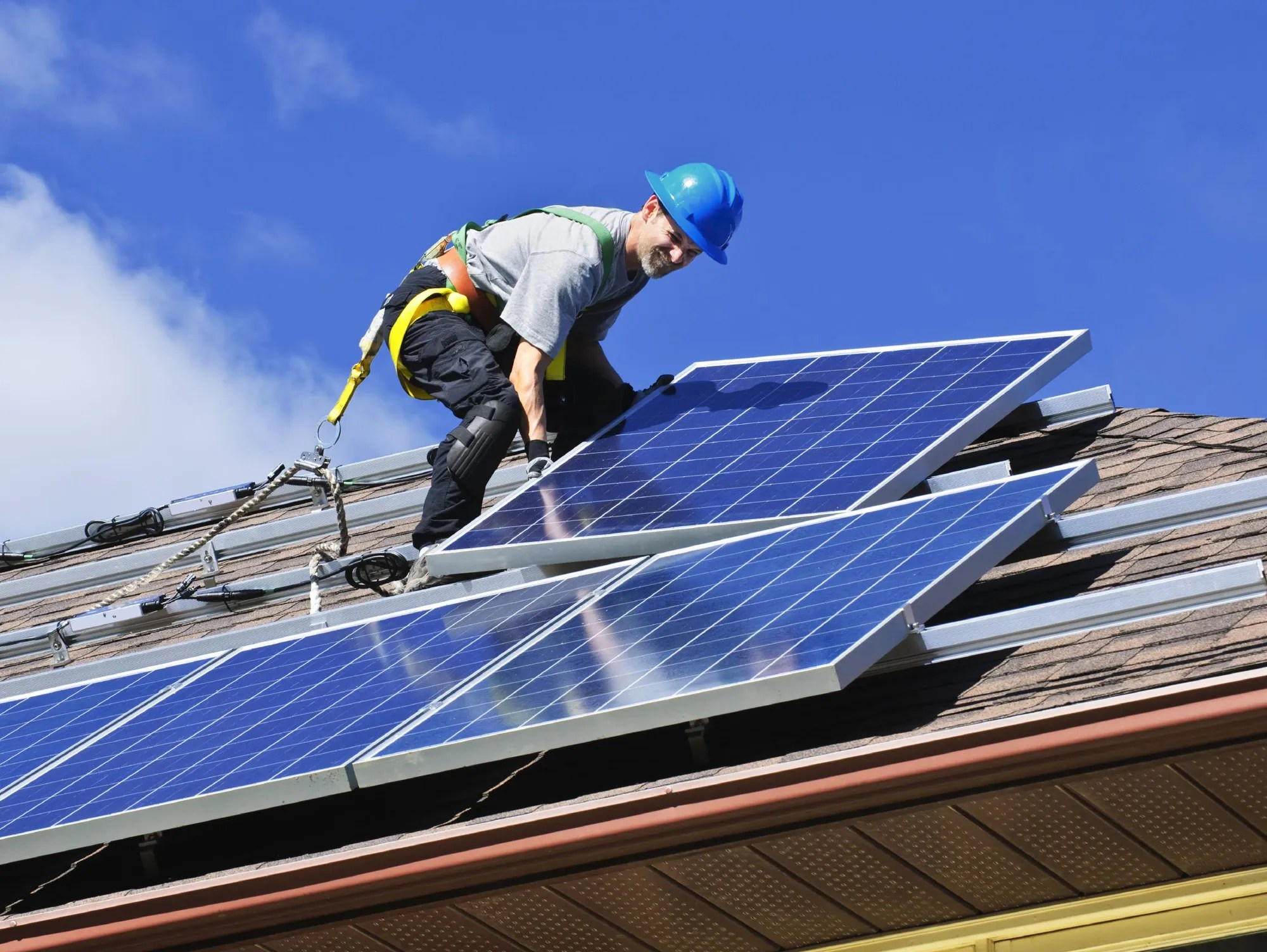 are solar panels worth