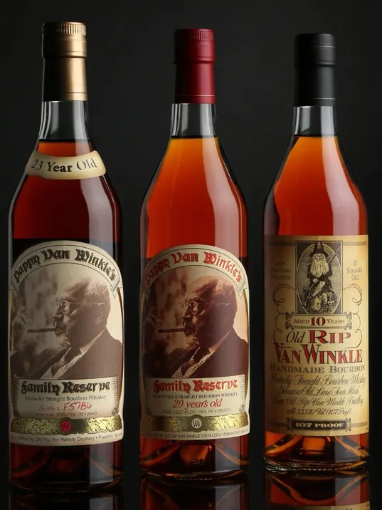 Want Some Pappy Get Ready To Bidprobably A Lot