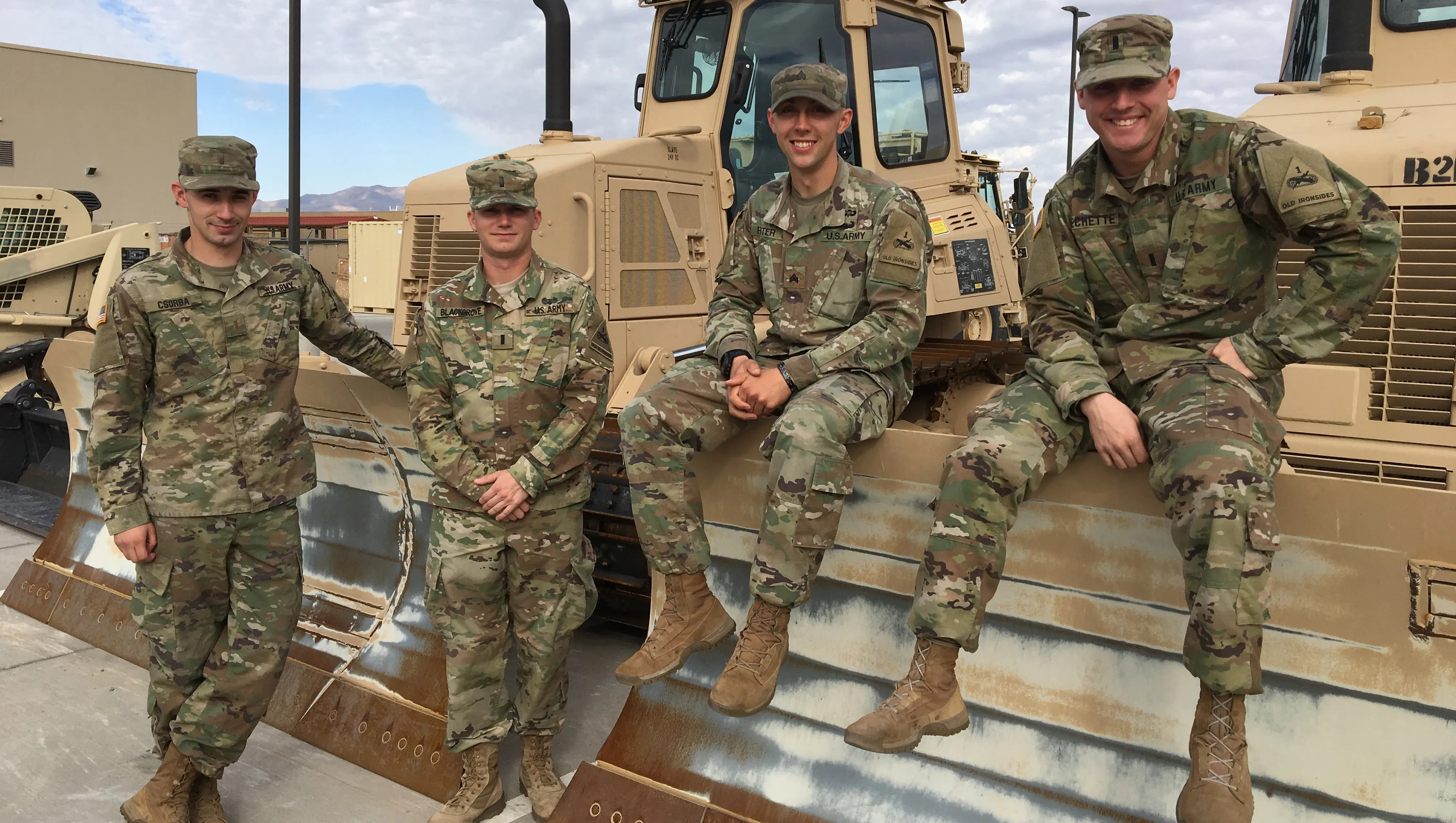 fort bliss top sappers