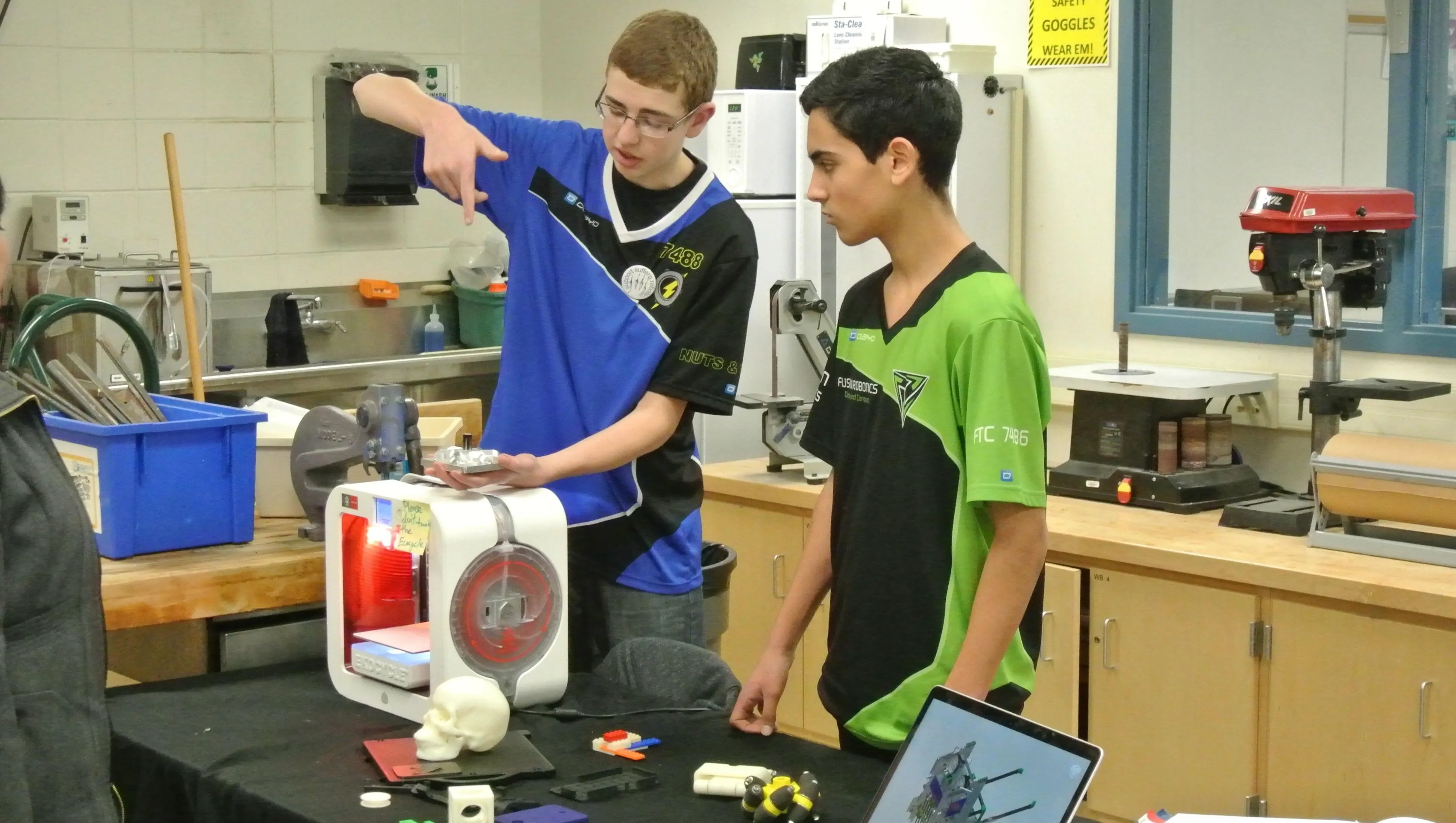 Cool 'll Suffern Central' Steam Expo