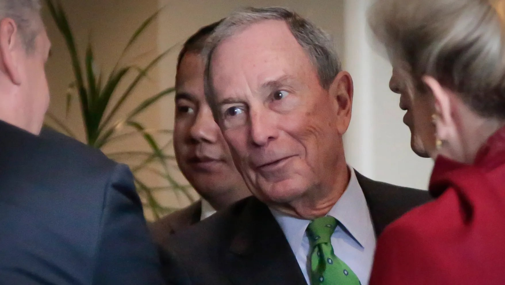 Poll Finds Bleak Outlook For A Bloomberg Independent Bid