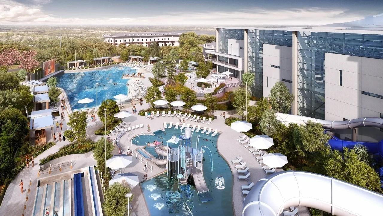 Opryland Hotel Water Park