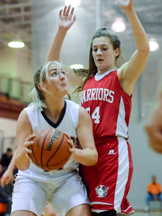 PHOTOS: Susquehannock vs Central York girls basketball