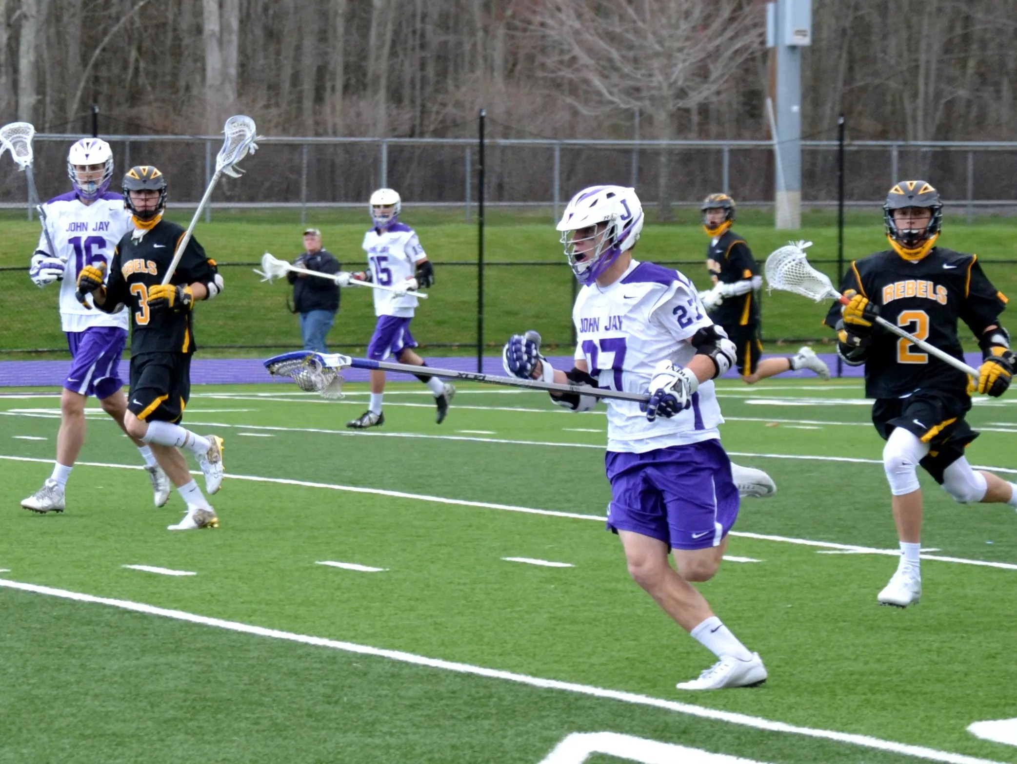 Lohud Boys Lacrosse Game Day: April 21 | USA TODAY High