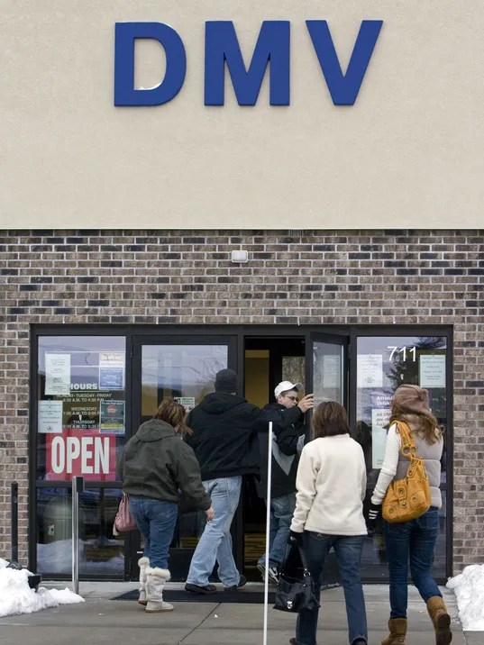 DMV looks to let some out of road test