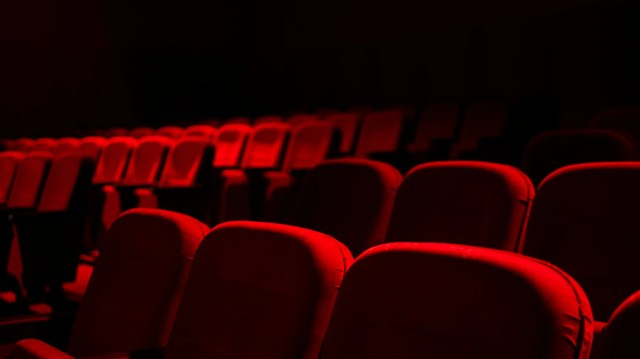 Movie theaters will start to reopen in New York City next month after being dark for nearly a year.