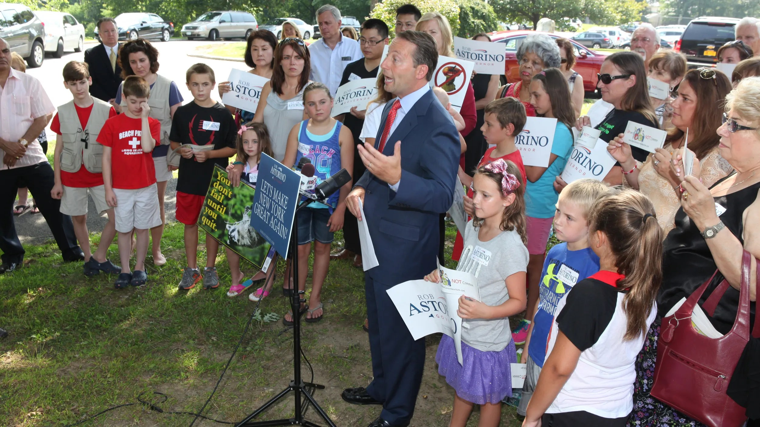 Astorino Common Core Elected Regents