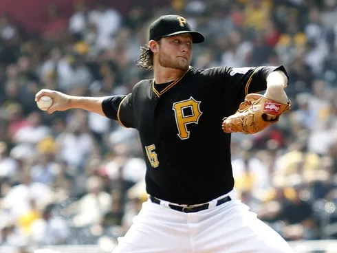 Gerrit Cole may be tipping his pitches