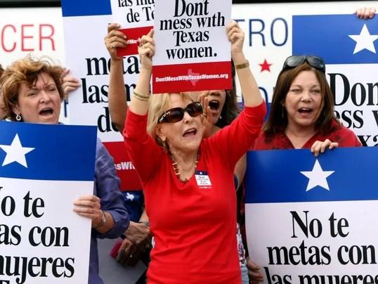 texas women