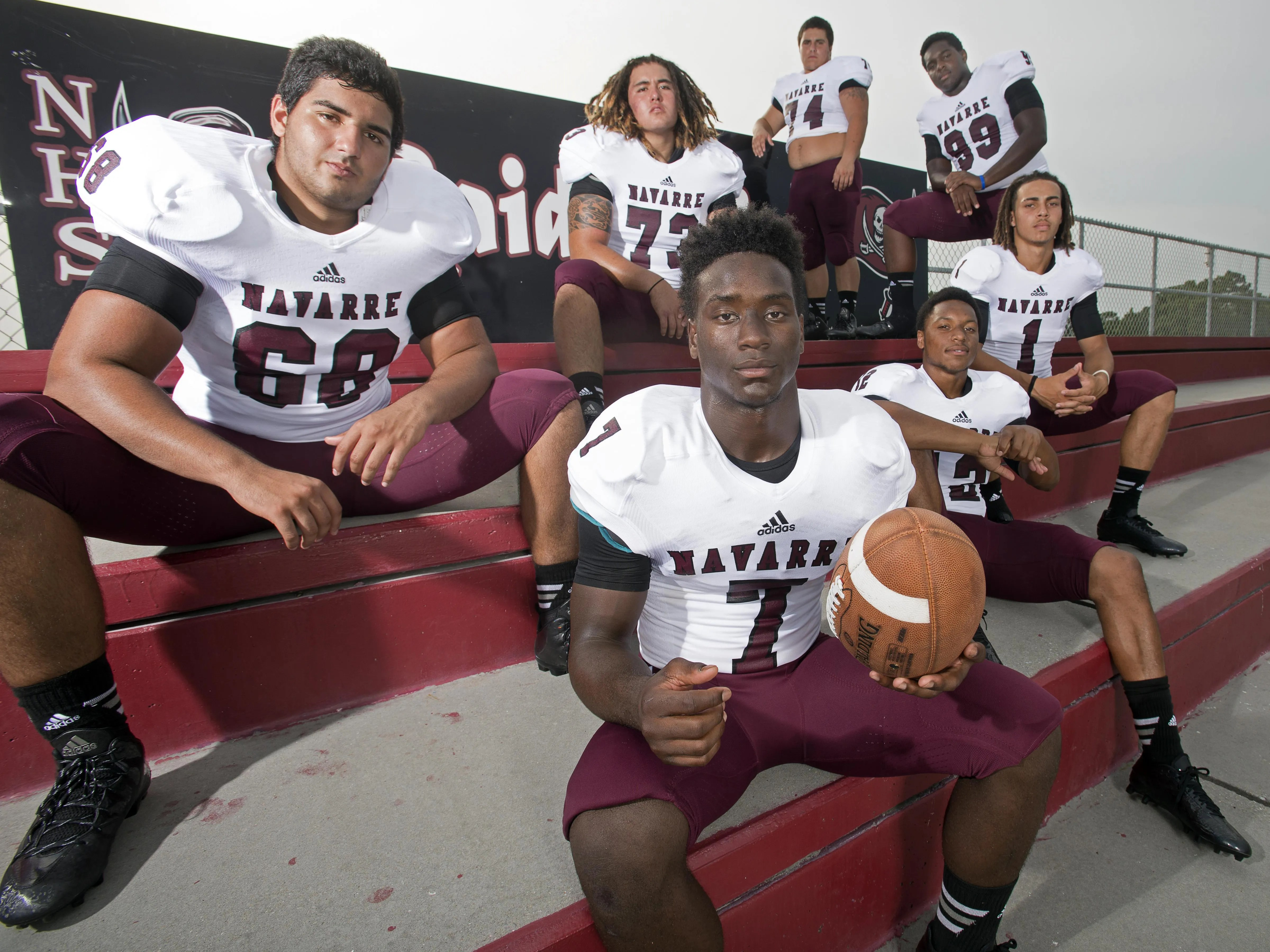 Navarre football ready to take success even further  USA