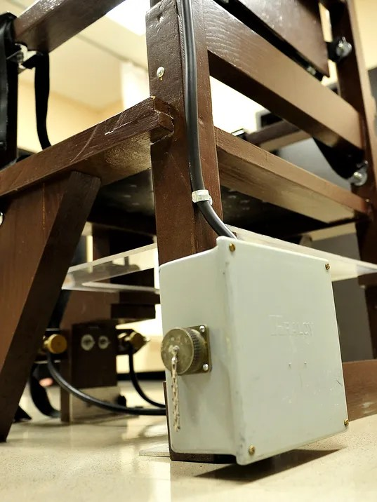 TN Supreme Court may consider electric chair
