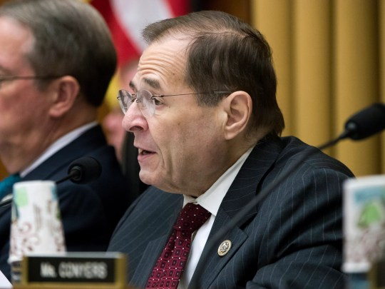 Rep. Jerry Nadler, D-N.Y., is expected to assume the chairmanship of the House Judiciary Committee when the new Congress convenes in January. The committee has jurisdiction over a range of immigration-related issues.