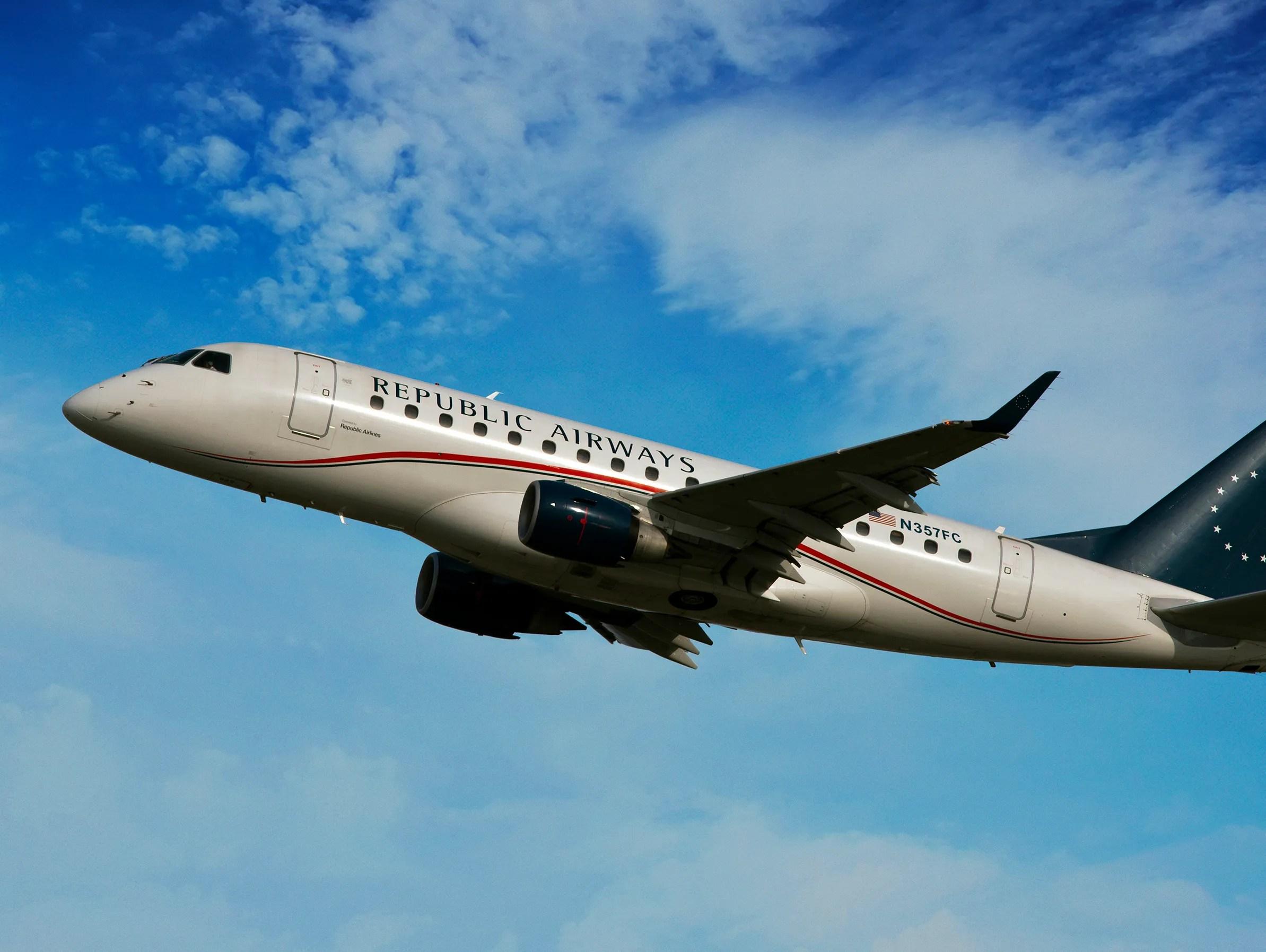 republic airways opens pilot