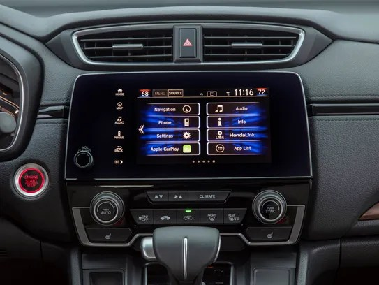Honda CR Vs Excellence Marred By Balky Controls