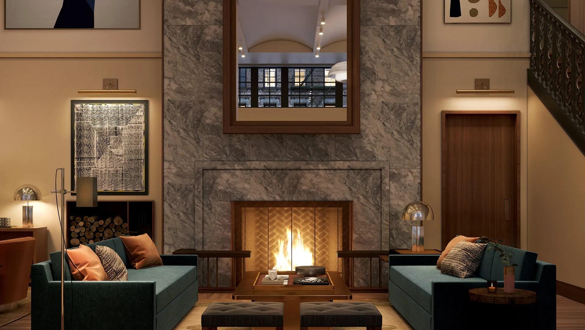 Shinola Luxury Watch Brand Debut Hotel In Detroit