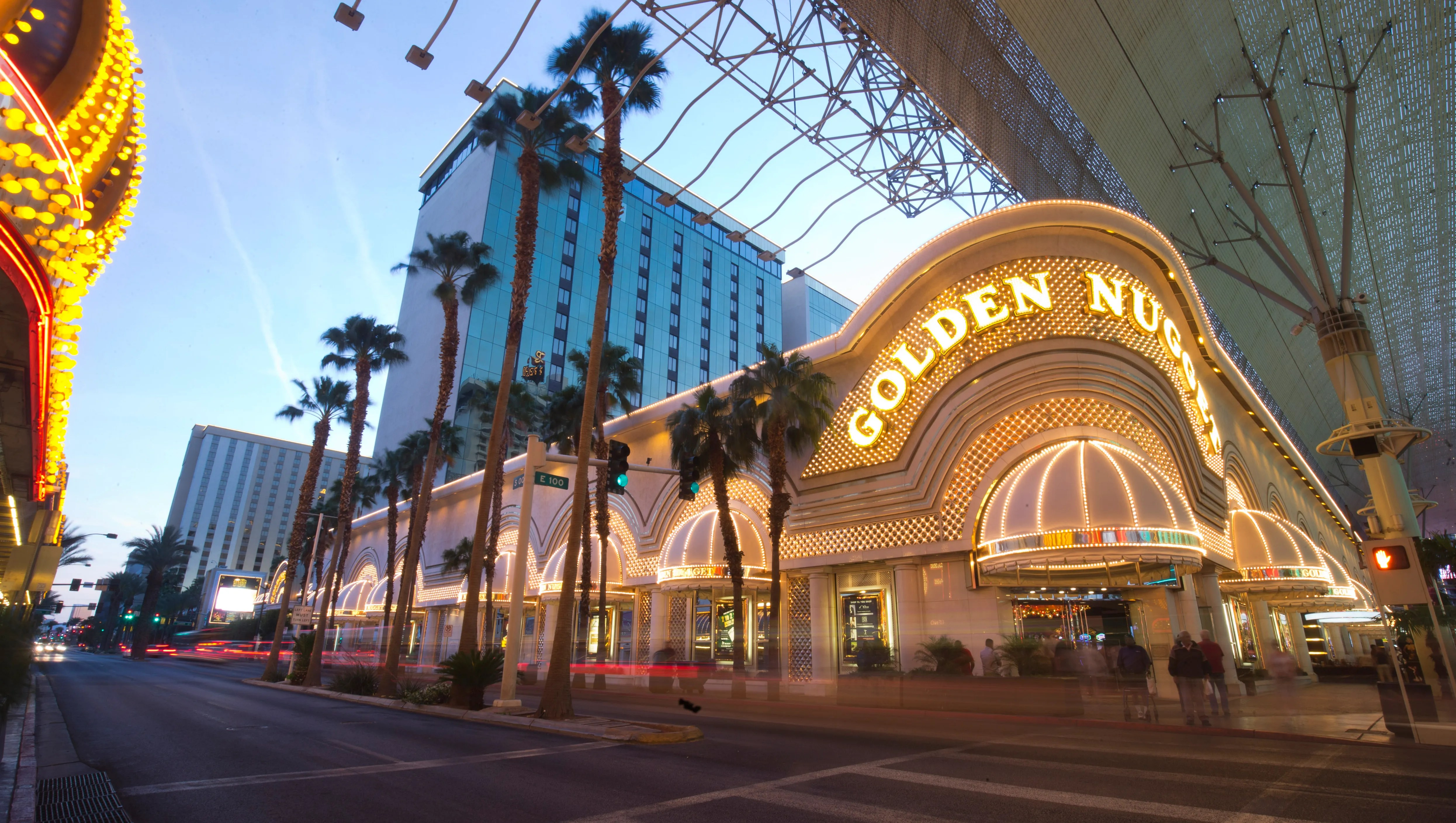 Las Vegas Resort Fees Fremont And Downtown Hotels Charge