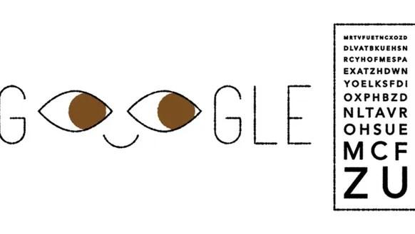 Google Doodles honor Teachers Day and Ferdinand Monoyer