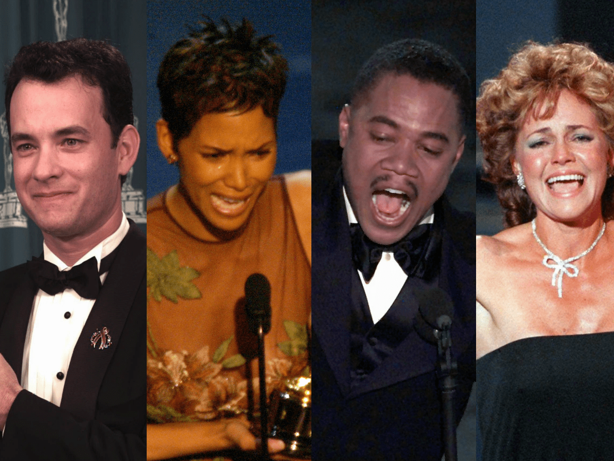 Oscars 2018: The five best Academy Award speeches of all time
