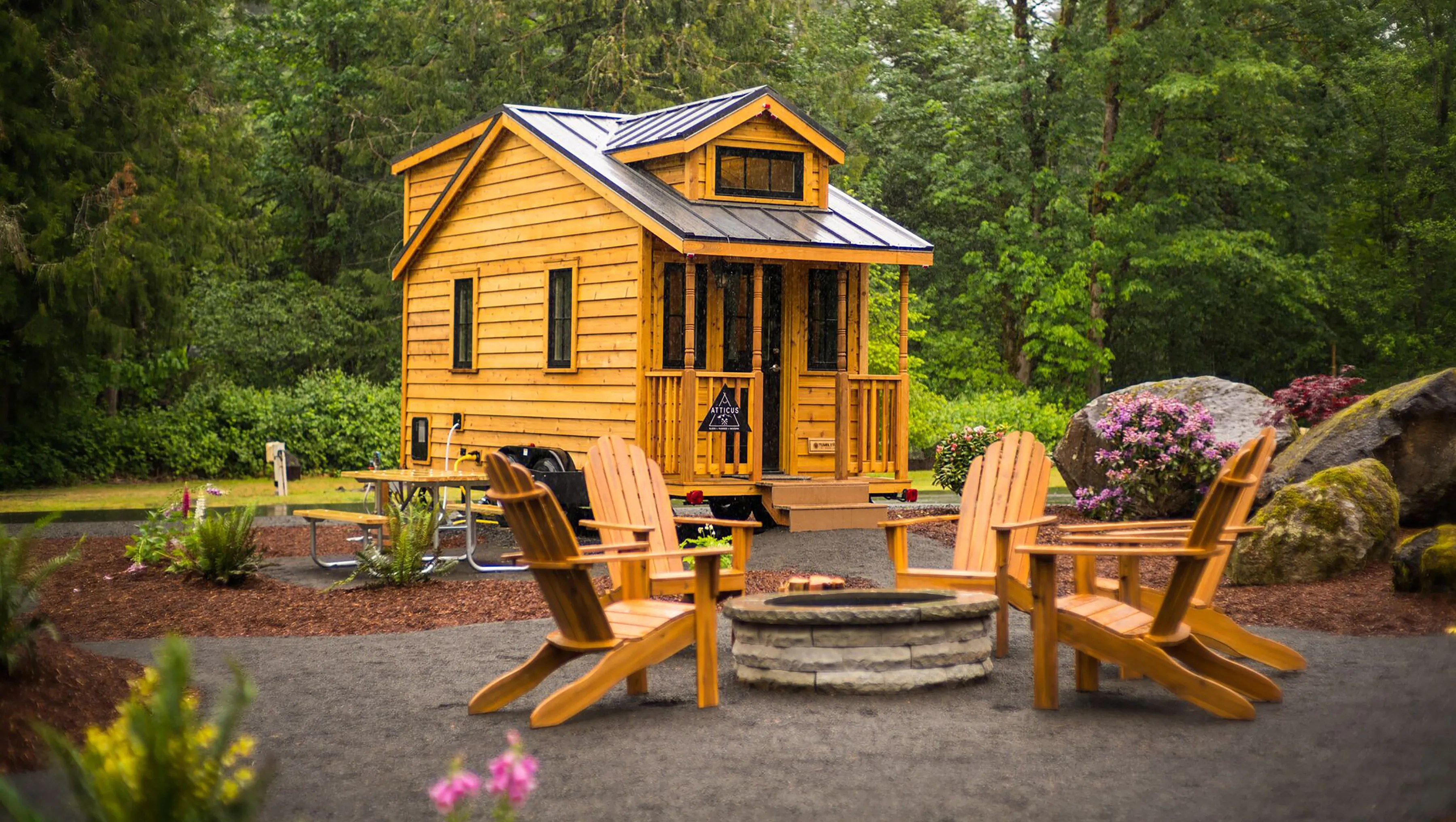 Tiny House Test Drive Try One On Vacation Before Taking