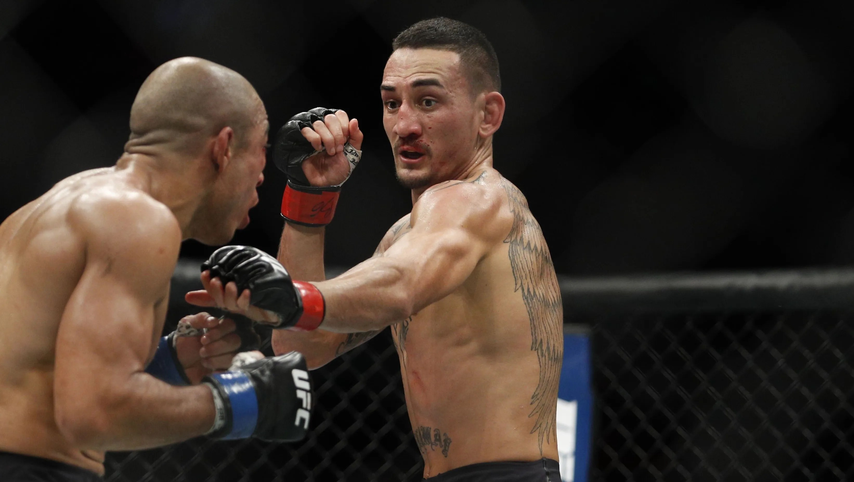 Dana White: 'No way' that Max Holloway fights anytime soon