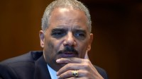 Holder: Wall Street executives being investigated