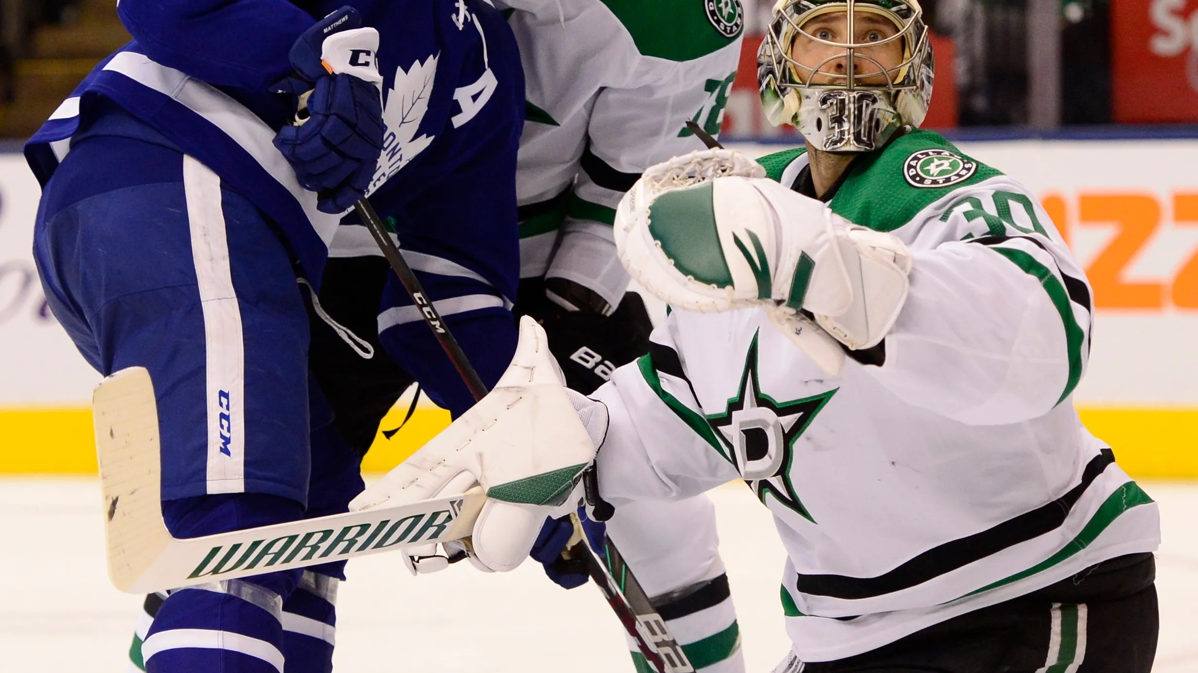 Seguin Scores As Stars Beat Maple Leafs 3 2