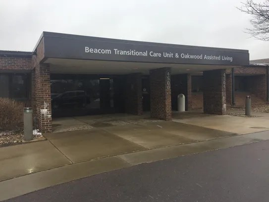The Beacom Transitional Care Unit opened recently at