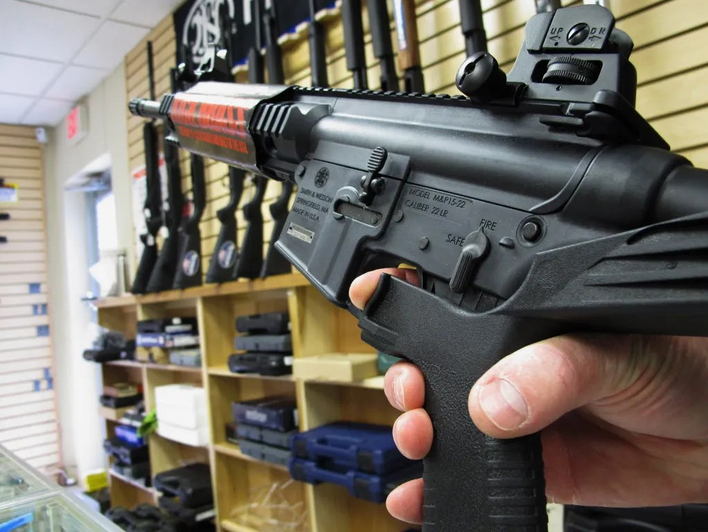 How To Make A Gun Stock