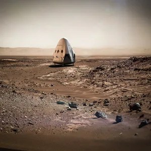 Companies building habitat prototypes ahead of Mars mission