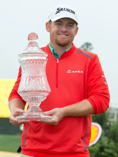 J.B. Holmes wins in playoff at Houston Open