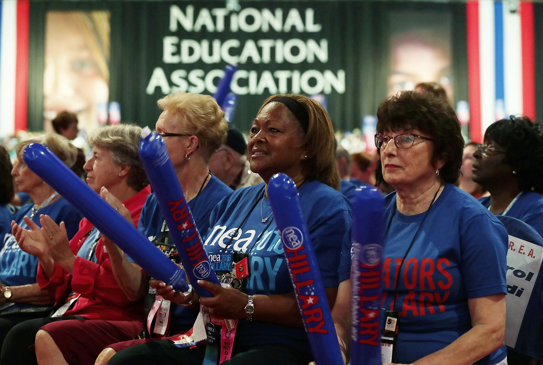 also teachers  union considers hard line on charter schools rh usatoday
