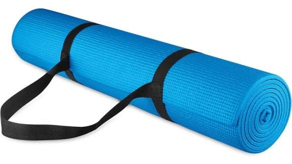 BalanceFrom GoYoga All Purpose Non-Slip Yoga Mat