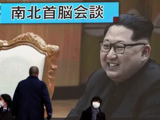 AP APTOPIX JAPAN KOREAS TALKS I JPN