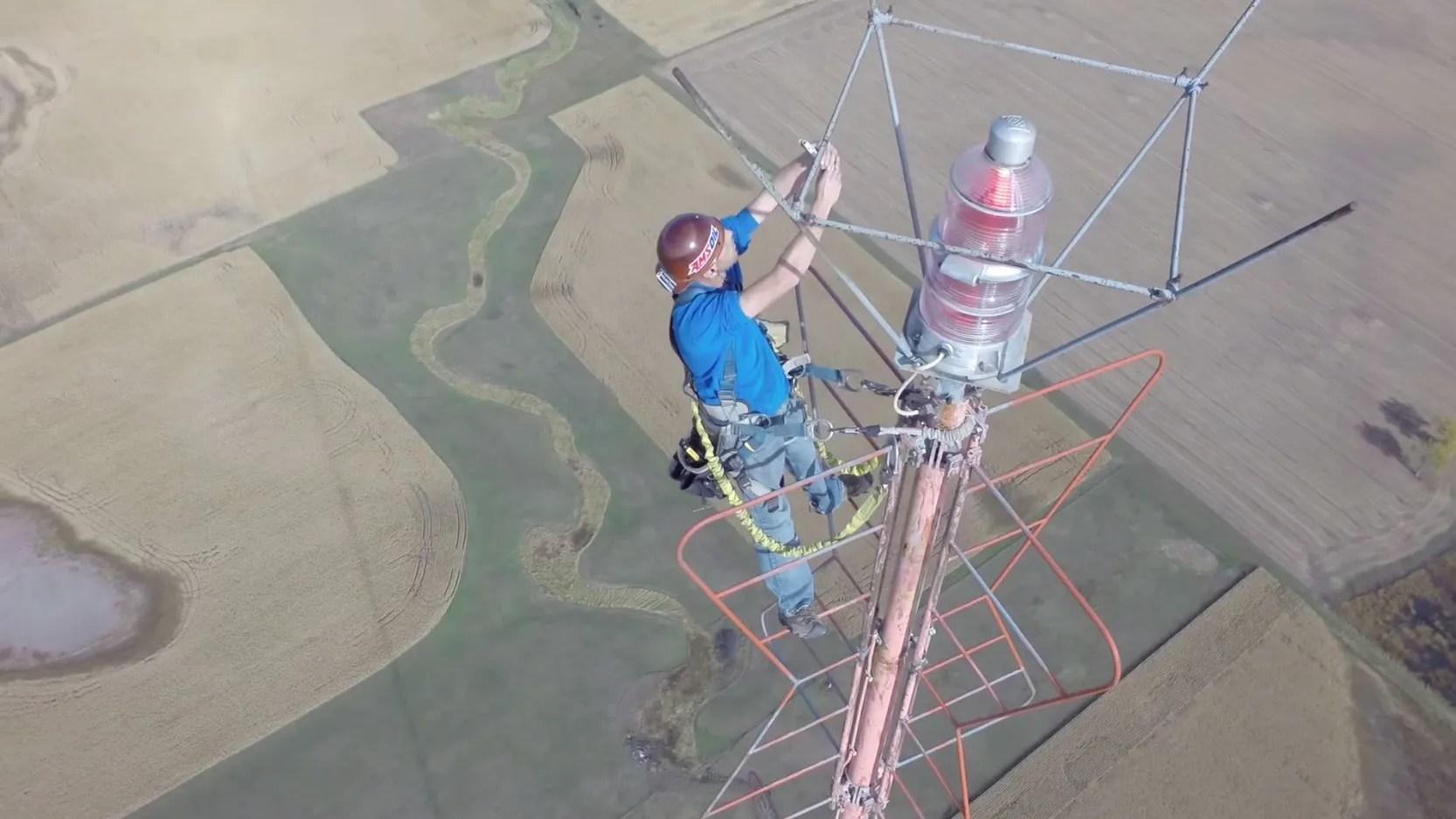 Tower Light Bulb Changer Jobs