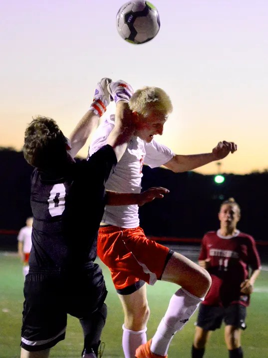 Gettysburg vs Susquehannock boys' soccer