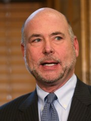 Rep. Brian Bosma speaks during the ceremonial signing