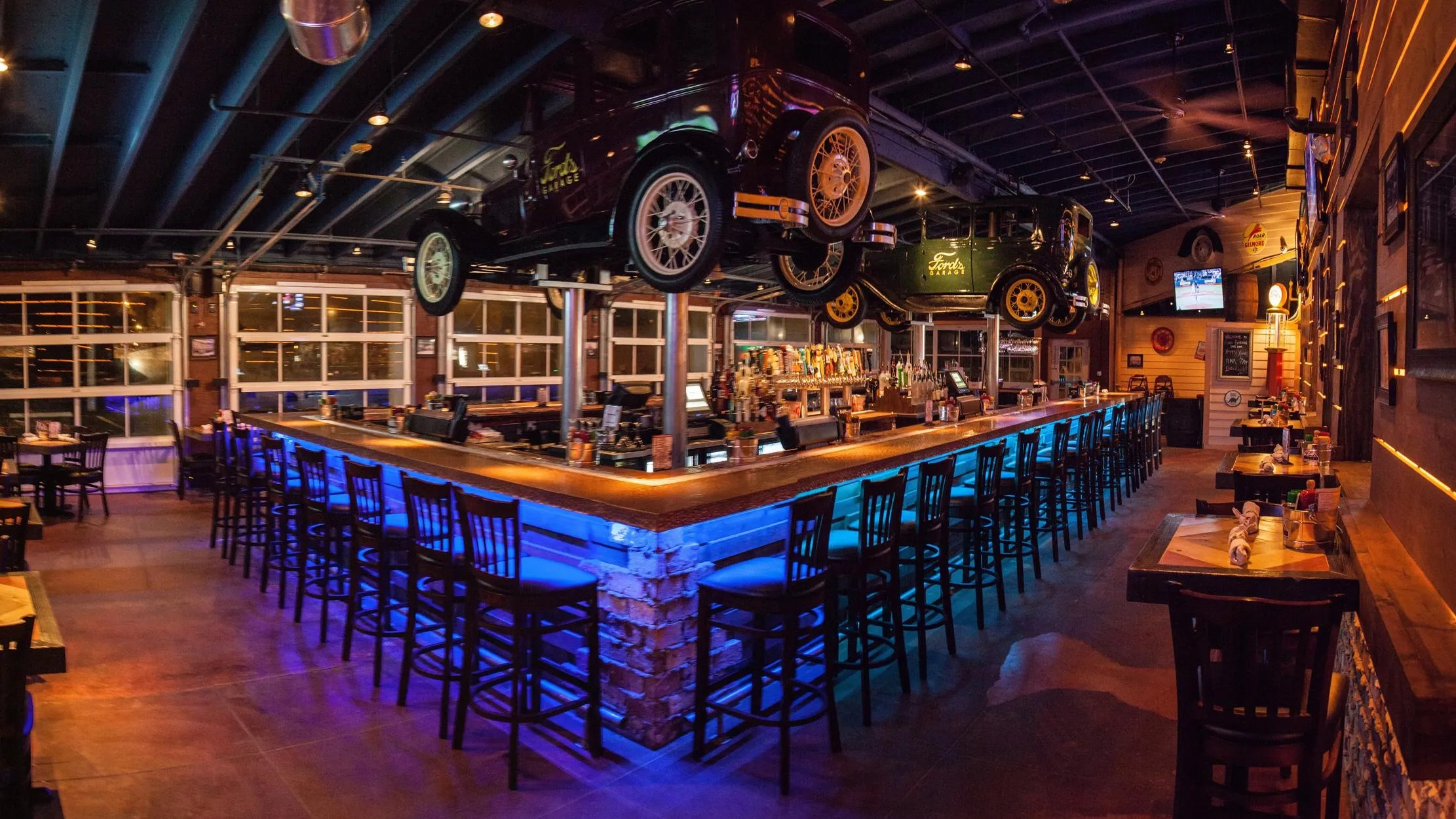 Fords Garage restaurant coming to Dearborn