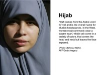 Muslim women fight for right to wear Islamic headscarf