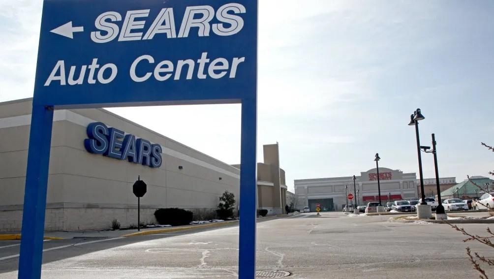 Sears Bayshore Set Demolition; Nordstrom Rack Replace