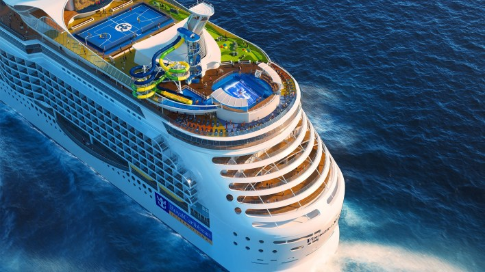 Royal Caribbean will not sail again before July 31 in most markets, though it will restart Chinese operations sooner.